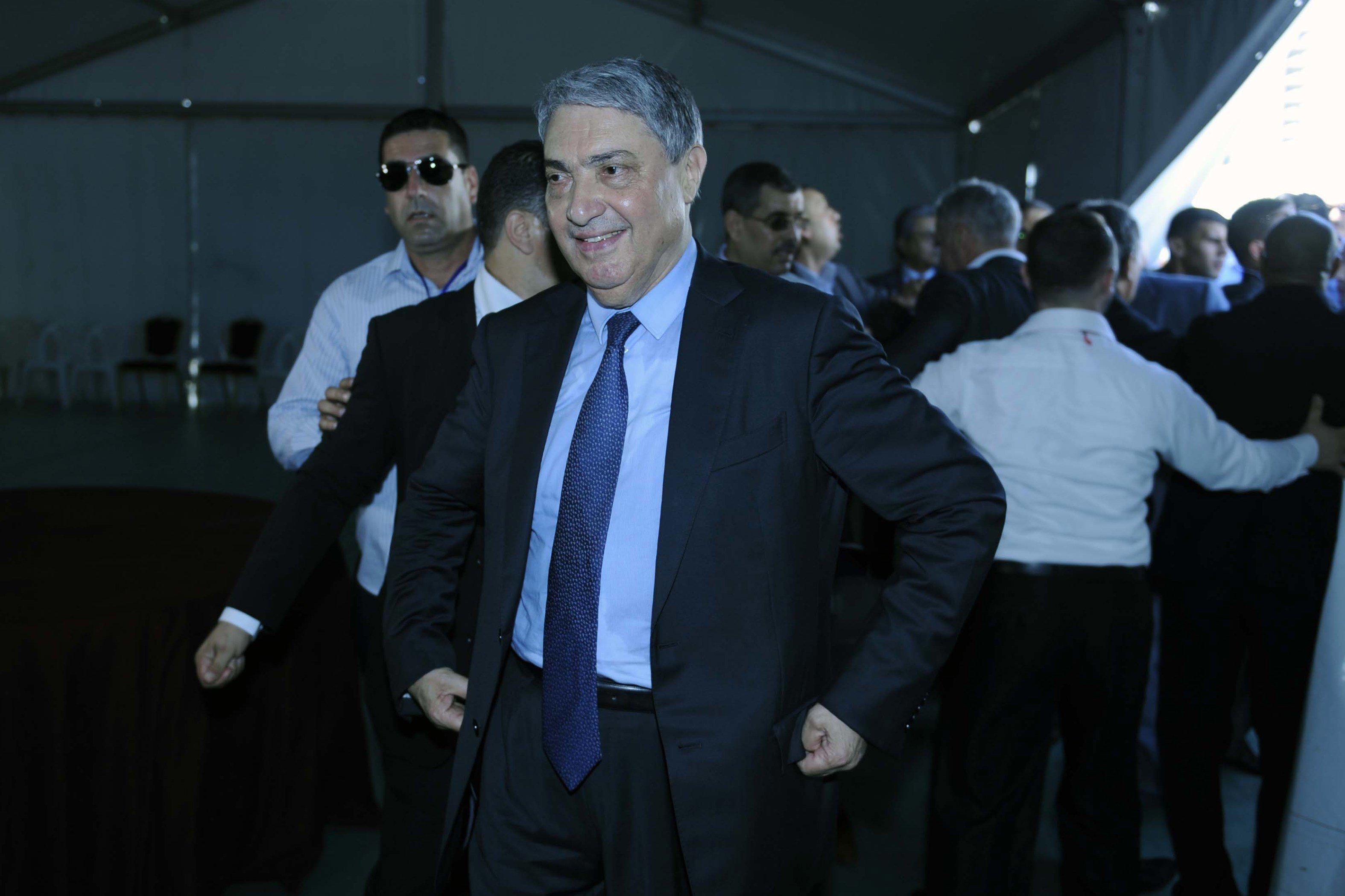 Présidentielles: Ali Benflis, jamais deux sans