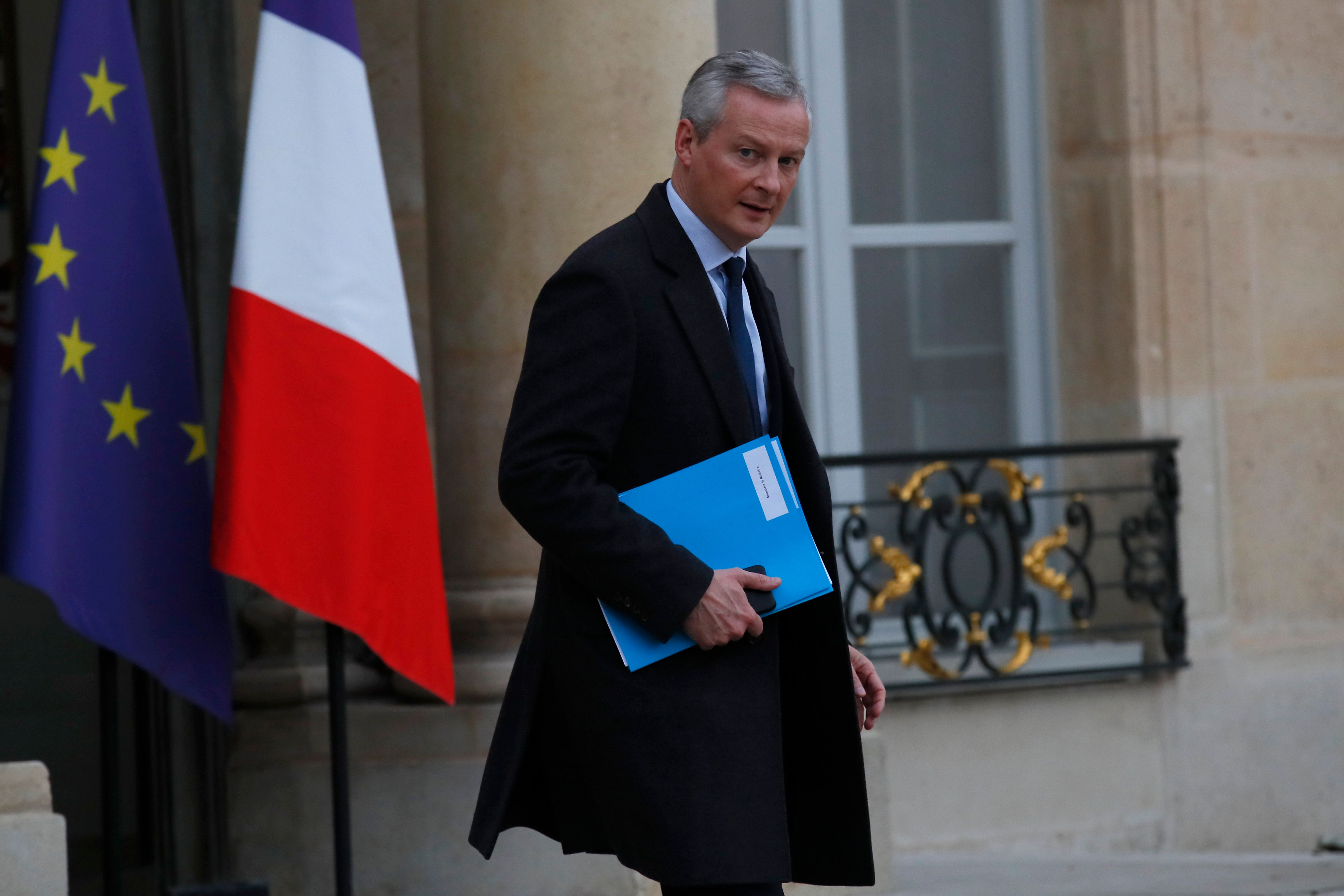 Η Γαλλία αποφάσισε να φορολογήσει Google, Apple, Facebook και