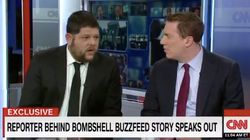 BuzzFeed Reporter Stands By Bombshell Trump Report: 'This Story Is