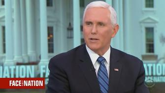 Mike Pence uses Martin Luther King quote to sell wall