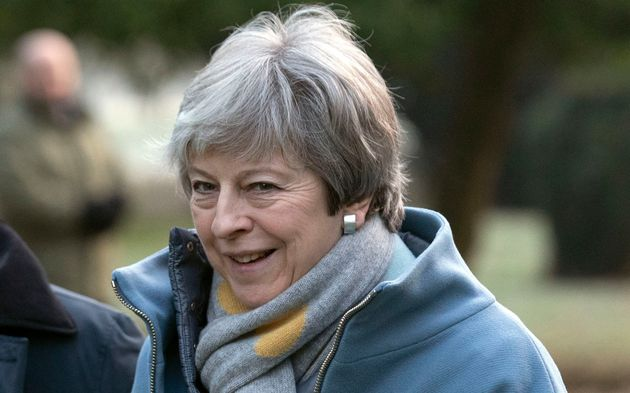 Brexit Plan B: Theresa May To Make Fresh Attempt To Ditch Irish