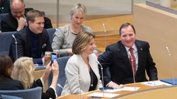 스웨덴 중도 좌·우파가 극우정당을 따돌리고 연정을