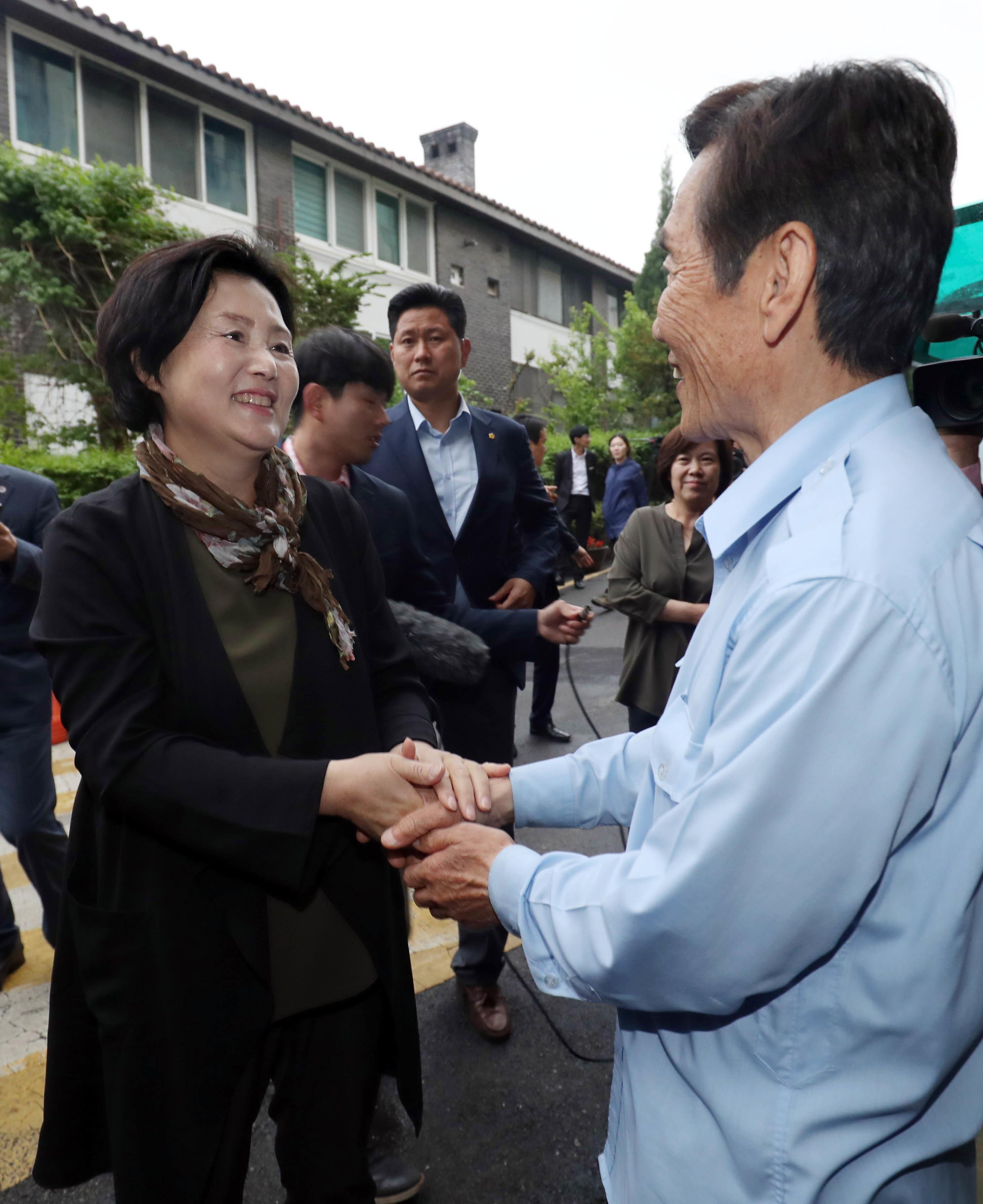 문 대통령 홍은동 집, 손혜원 보좌관이 샀다는 보도에서 알 수 있는