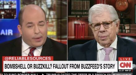 Carl Bernstein of BuzzFeed bombshell