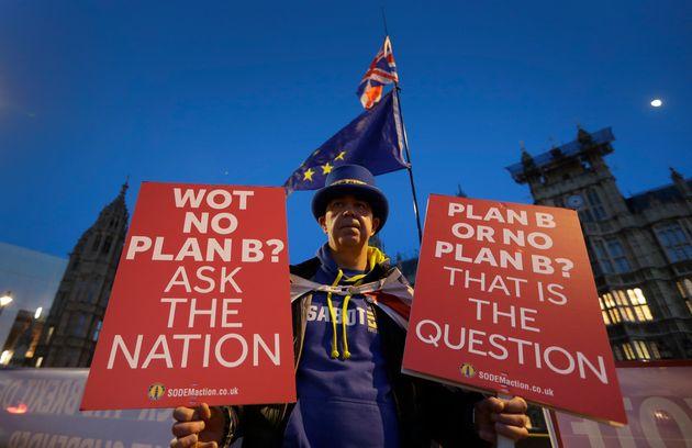 브렉시트 플랜 B : 메이 총리가 검토중인 '아일랜드 백스톱'