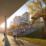 서울시가 광화문 광장의 새로운 디자인을