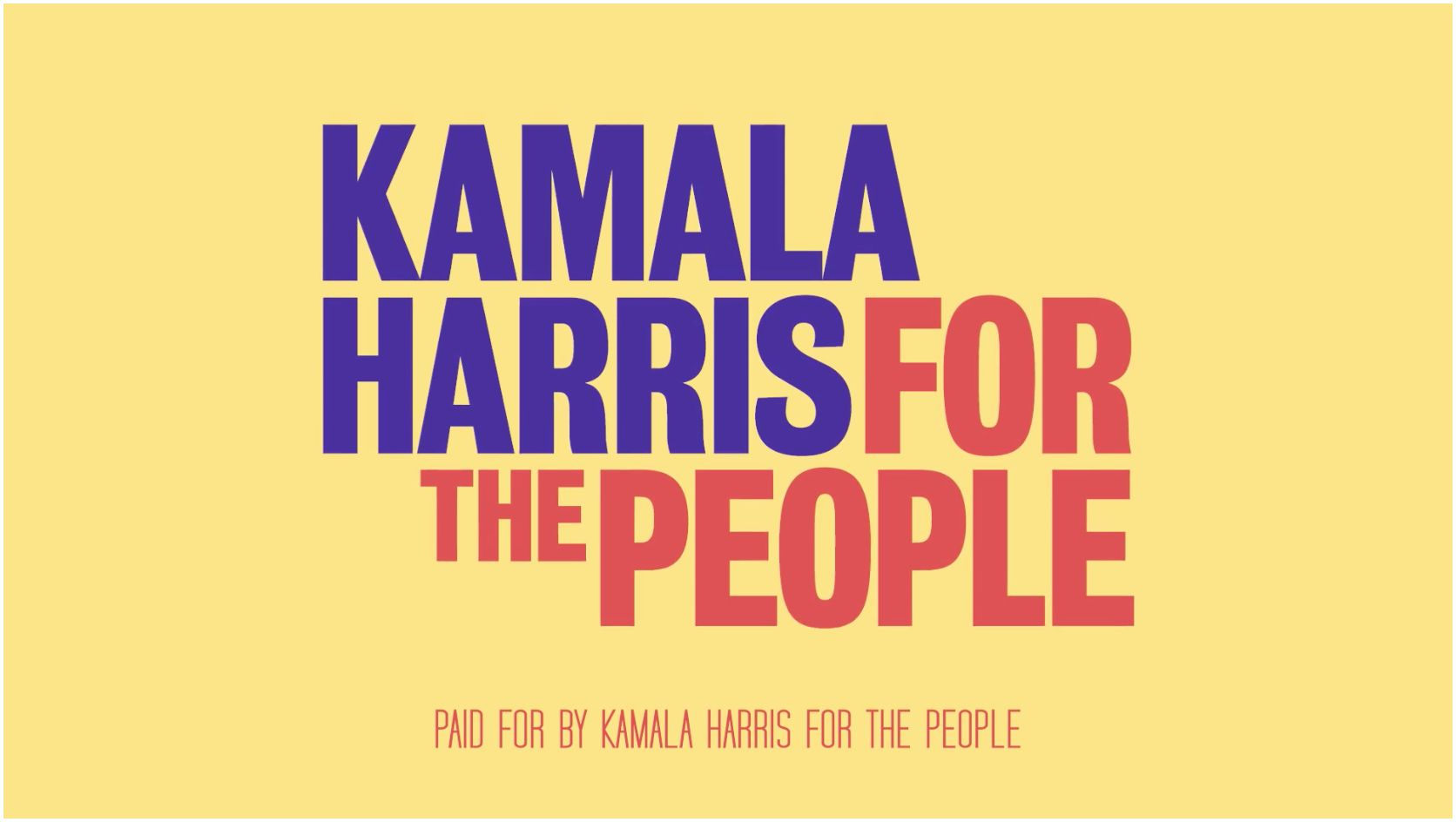 It's Official! Kamala Harris Announces She's Running For President