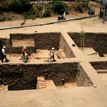 Archeologists Find Artefacts Dating Back To Mauryan Period 2300 Years Ago In