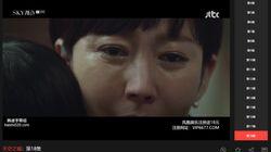 스카이캐슬 염정아의 눈물 14억 중국인도 '훔쳐보기'