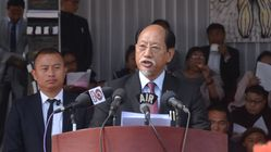 Citizenship Bill Not Applicable To Nagaland, CM Rio Tells Home Minister Rajnath
