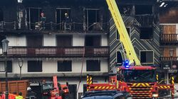 Two Dead And 25 Injured After Large Blaze Breaks Out At French Ski