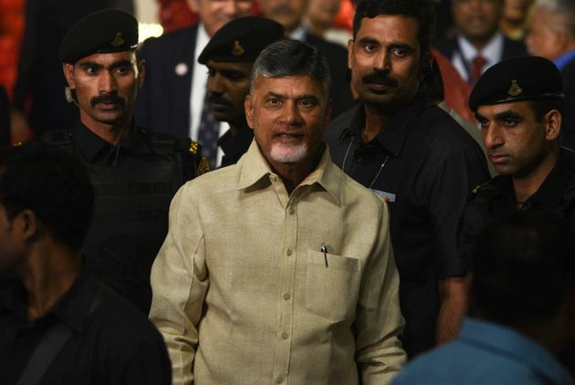 A file image of N Chandrababu