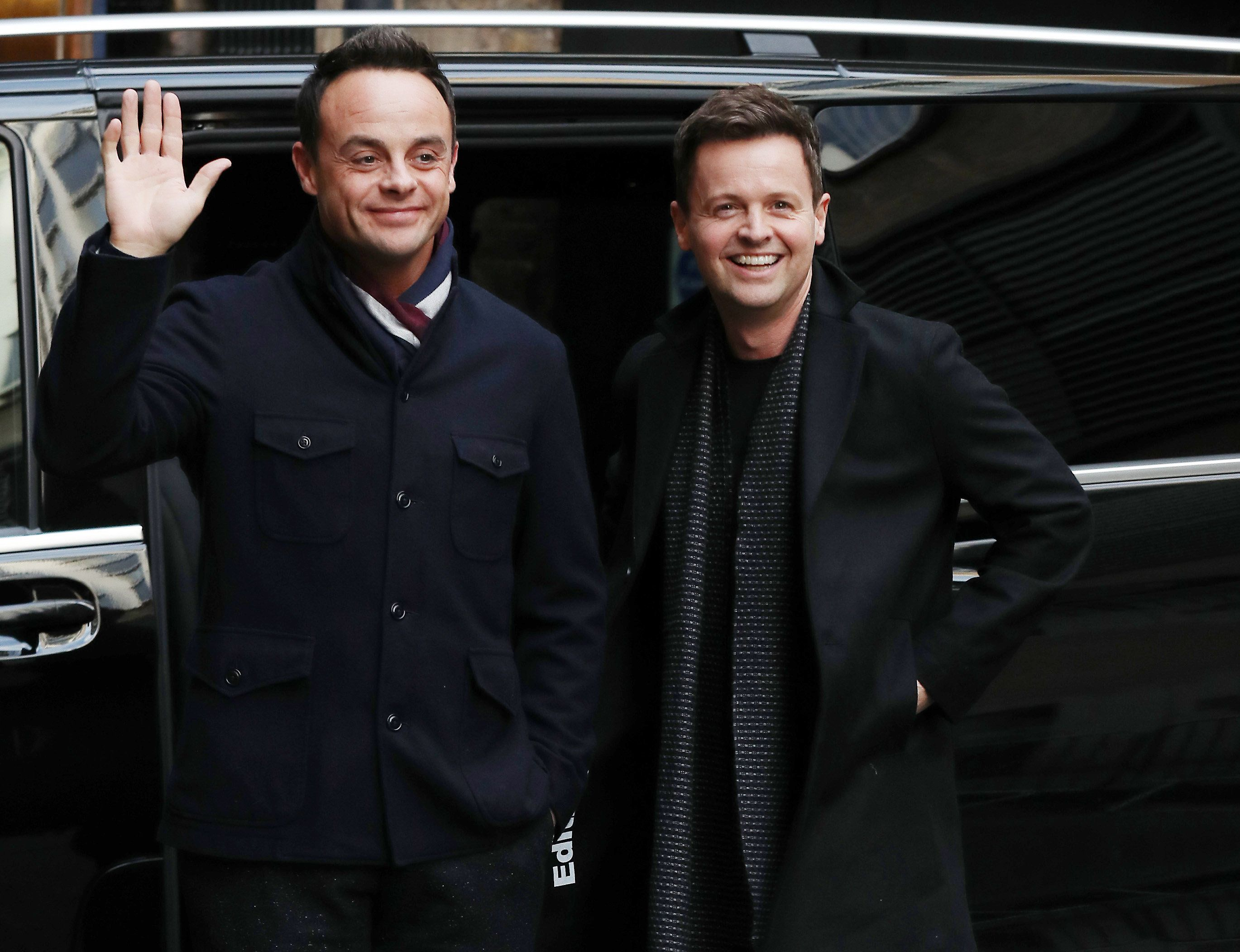 Ant Partlin Reveals Dec's Initial 'Anger' After His Drink-Driving
