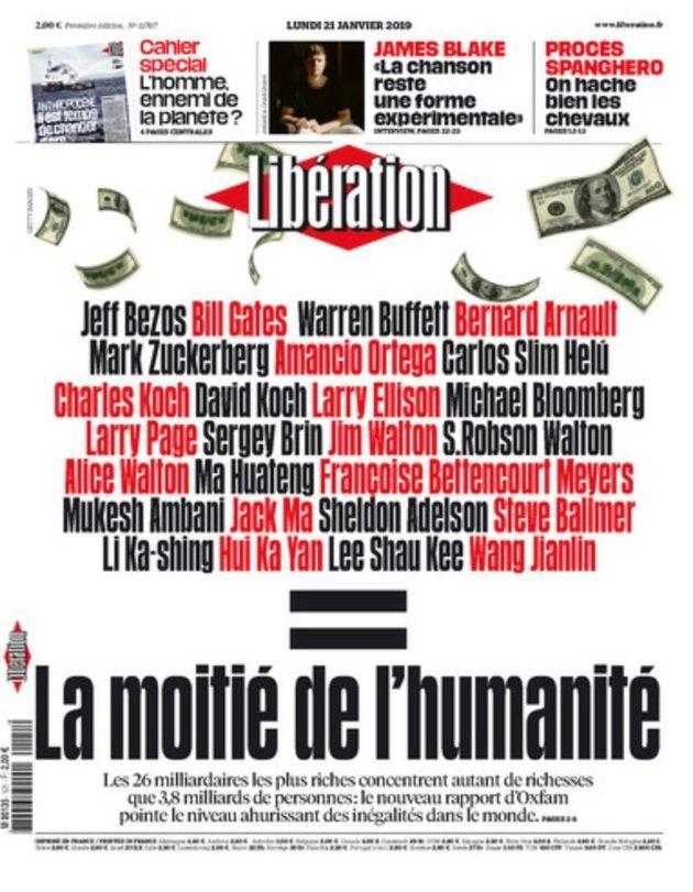 Το εξώφυλλο της γαλλικής...