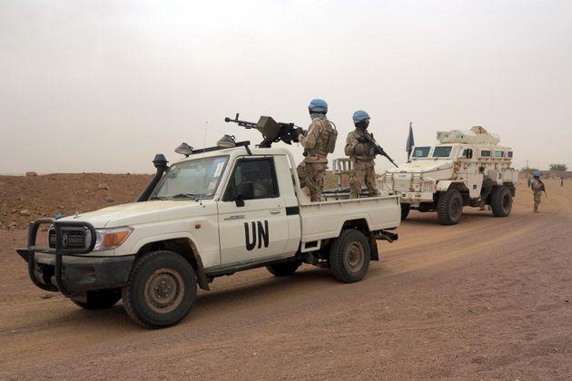 Mali: Dix Casques bleus tchadiens tués dimanche dans la pire attaque contre