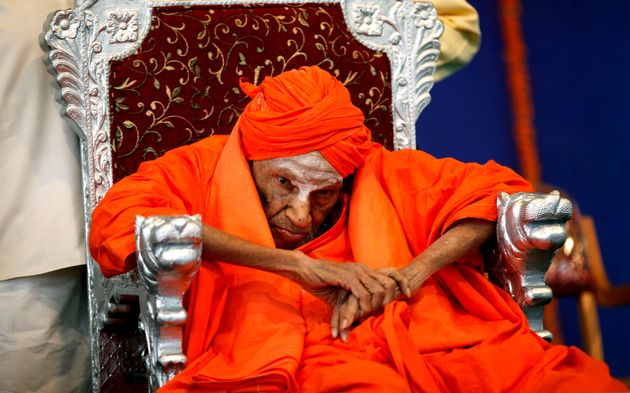Siddaganga Seer Shivakumara Swami, Known As 'Walking God', Dies At