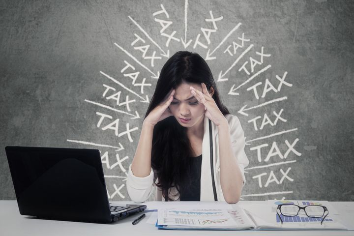 <i>If this is what you look like deciding how to save on taxes, read on!</i>