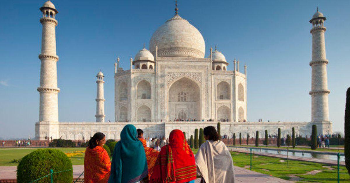 The Awfully Unromantic Taj Mahal Huffpost India