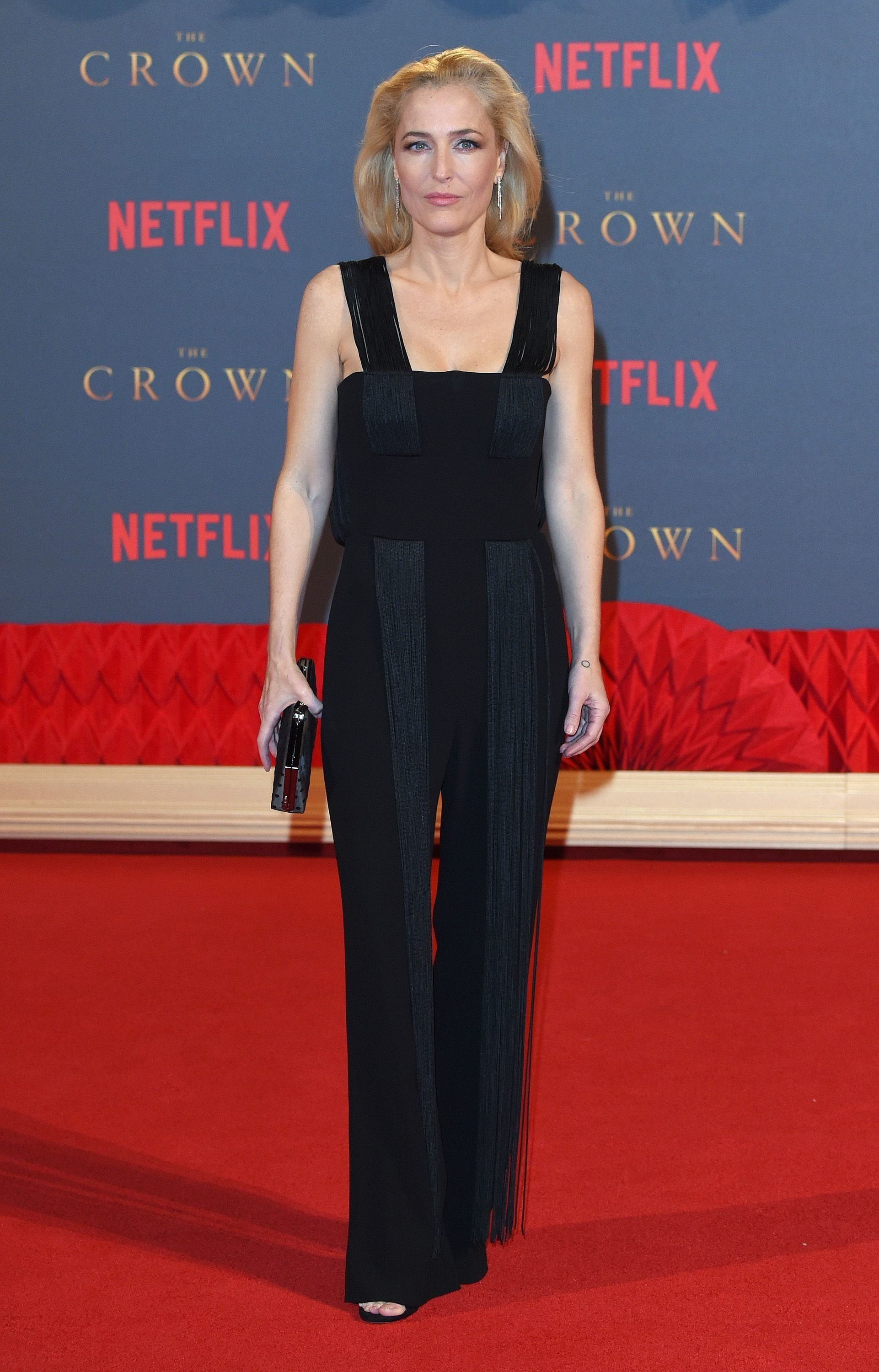 Gillian Anderson Tipped To Play Margaret Thatcher In 'The Crown', And Fans Have Some