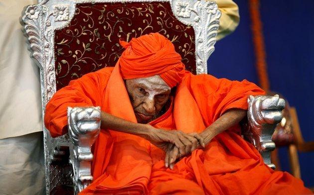 Siddaganga Seer Shivakumara Swami, Known As 'Walking God', Dies At