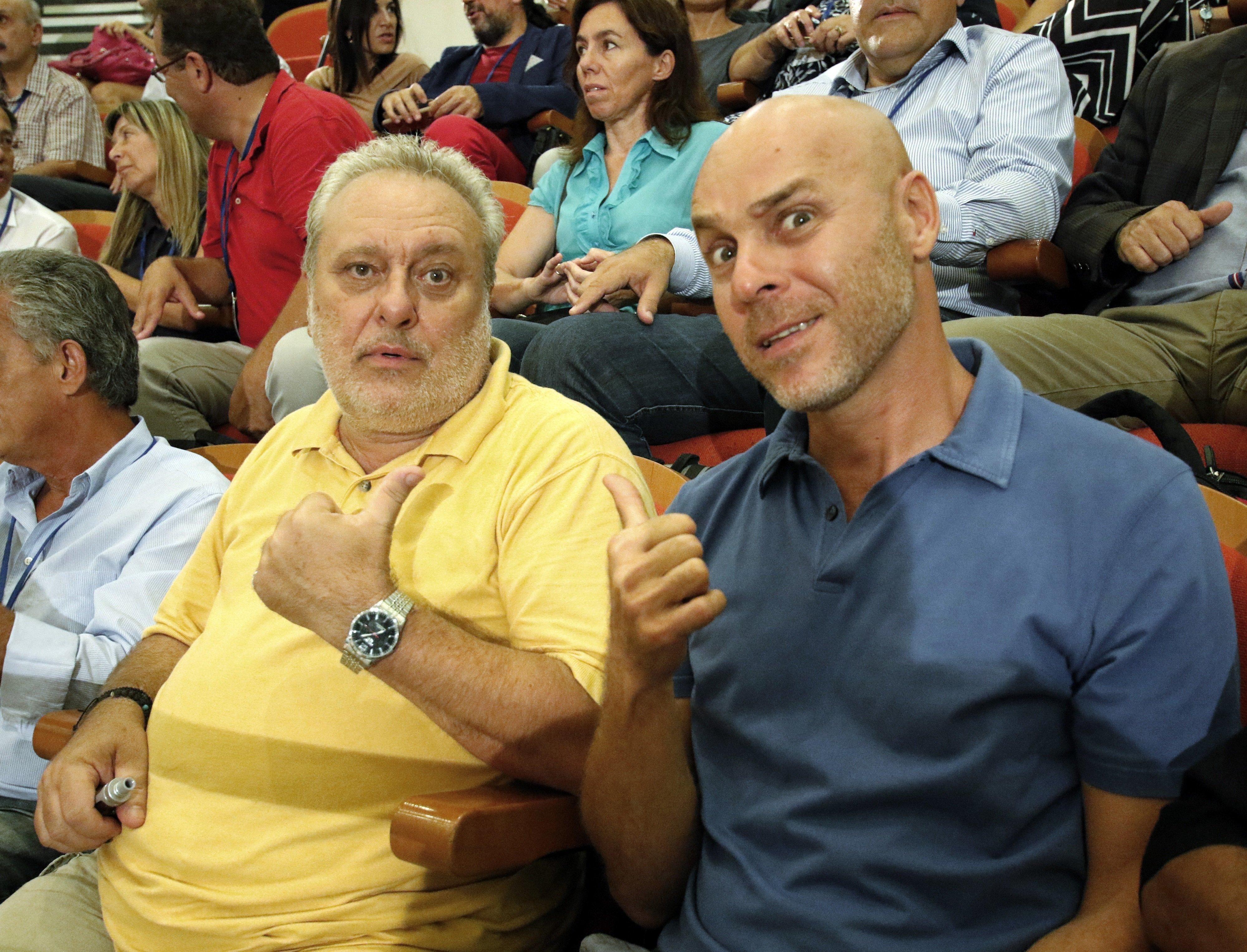 Τρεις βουλευτές σε ρόλο «μπαλαντέρ»: Θεοχαρόπουλος, Αμυράς,