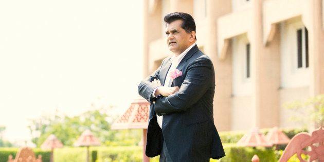 NITI Aayog CEO Amitabh