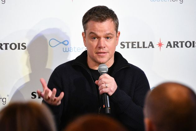Matt Damon speaks about Water.org, which he co-founded withGary White to increase access to safe...