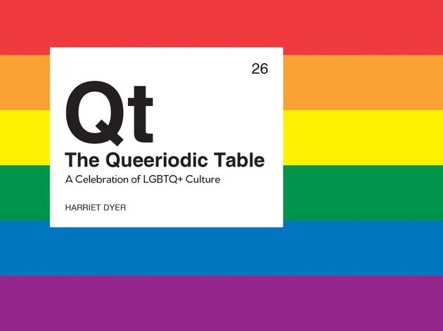 The Queeriodic Table by Harriet