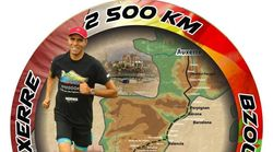Un athlète franco-marocain se lance le défi de relier la France au Maroc en