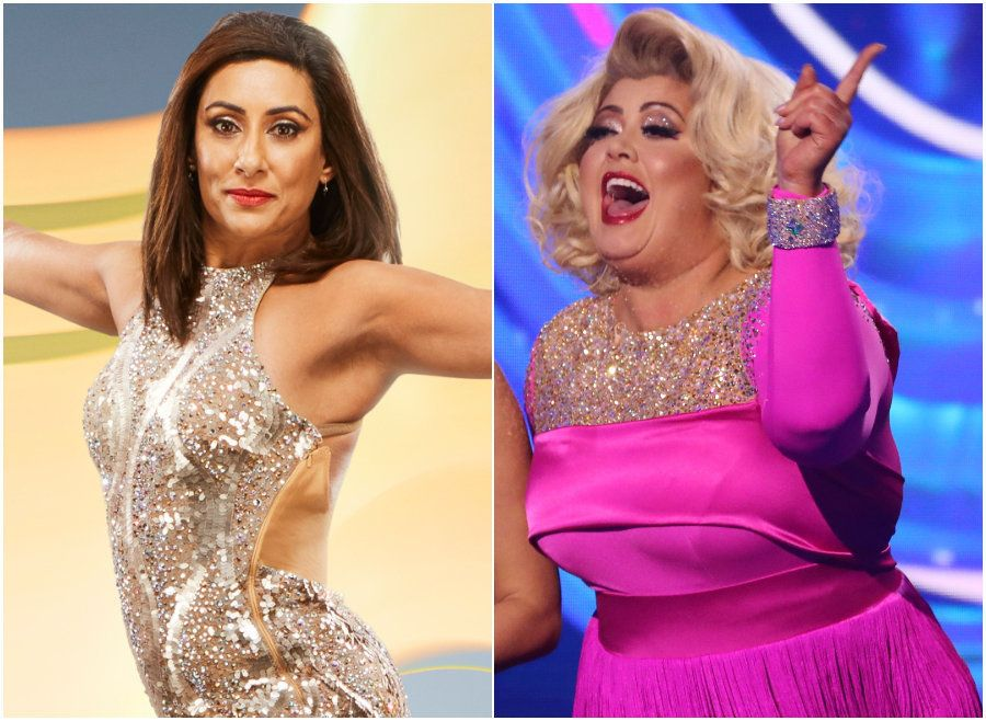 Saira Khan Says Gemma Collins And Jason Gardiner's 'Dancing On Ice' Row 'Distressed' Her