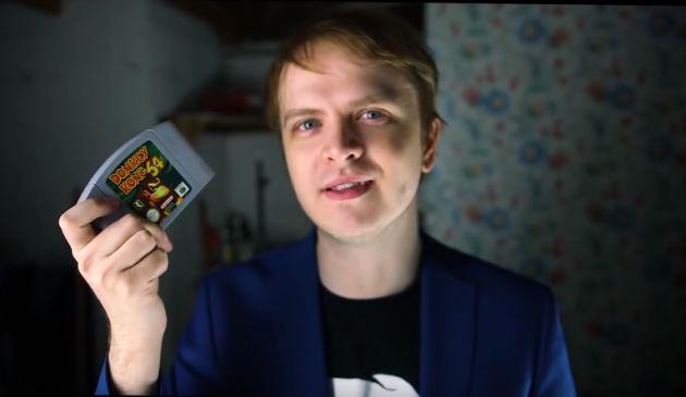 YouTuber έπαιξε Nintendo επί 56 ώρες για να βοηθήσει τους νέους