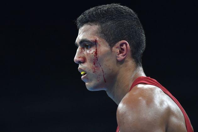 Le boxeur Mohamed Rabii condamné à un mois de prison avec