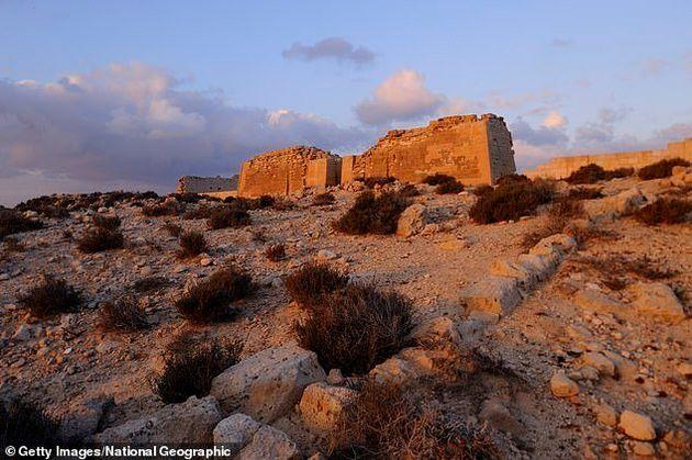 H αρχαία πόλη Ταποσίρις