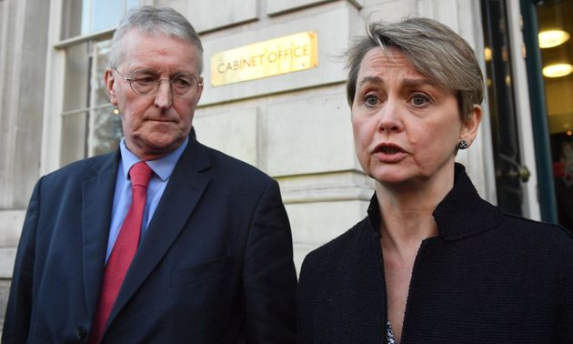 Labour MPs Hilary Benn and Yvette Cooper had been leading efforts to allow the Commons to suspend the...