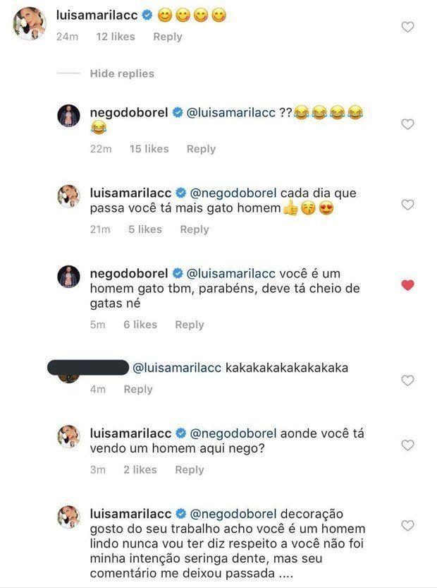 Nego do Borel é vaiado em show de Anitta após comentário transfóbico contra Luisa