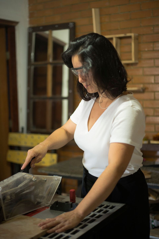 Renata conta que seu público é bem diverso: são desde donas de casa, aposentadas...