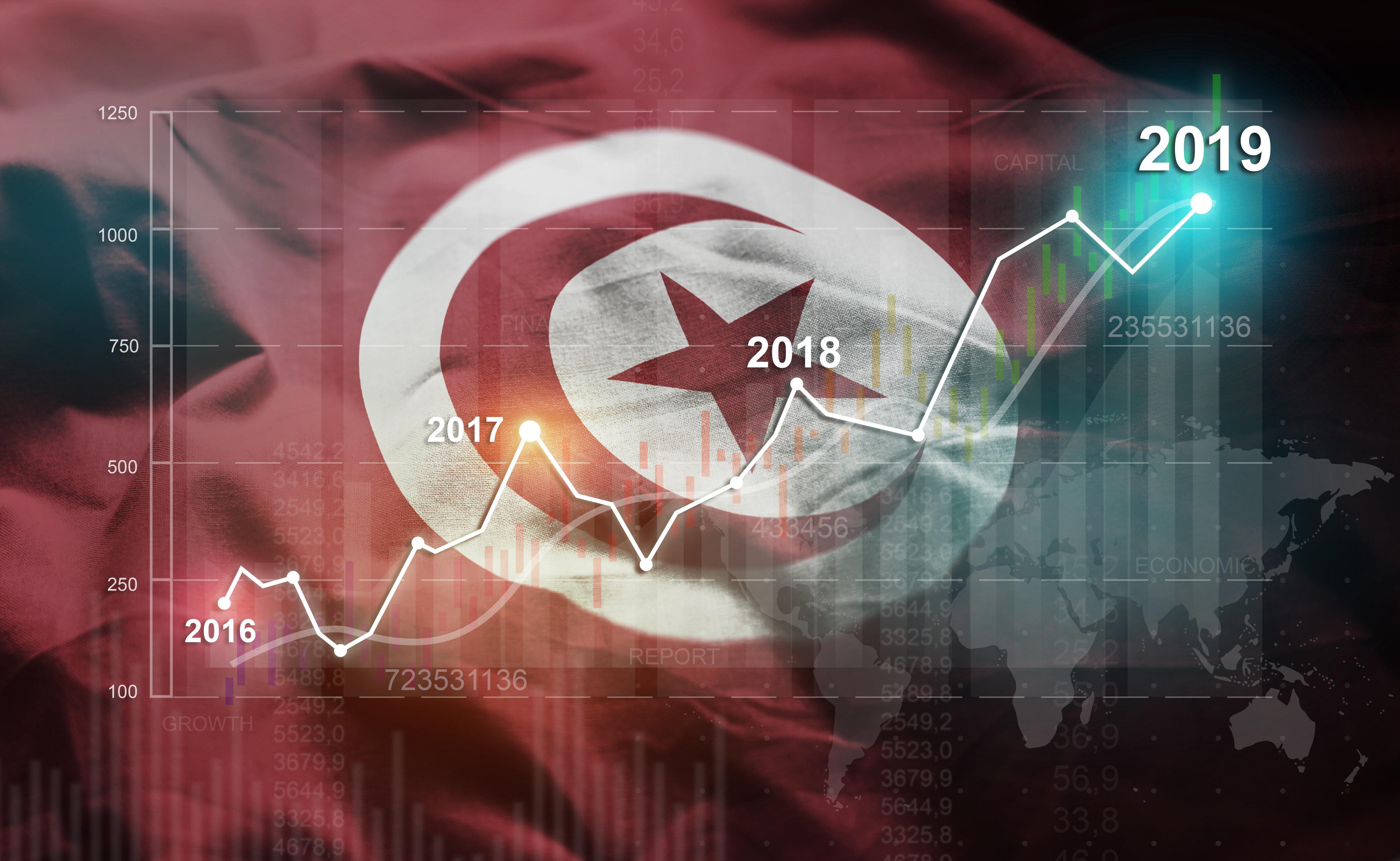 La croissance de l'économie tunisienne devrait se poursuivre en 2019/2020selon la
