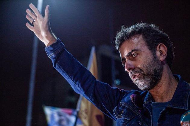 """""""A gente está trabalhando para que ele [Marcelo Freixo] possa ser o nome da oposição,..."""