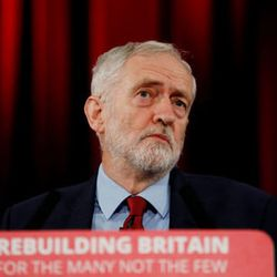 Jeremy Corbyn Opens Door To Second Brexit Referendum To End