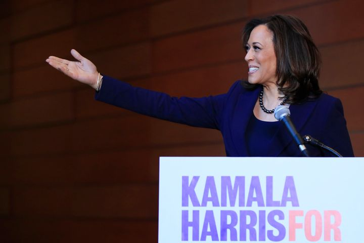 Sen. Kamala Harris (D-Calif.) not only announced her bid for president on Martin Luther King Jr. Day, she held her first news