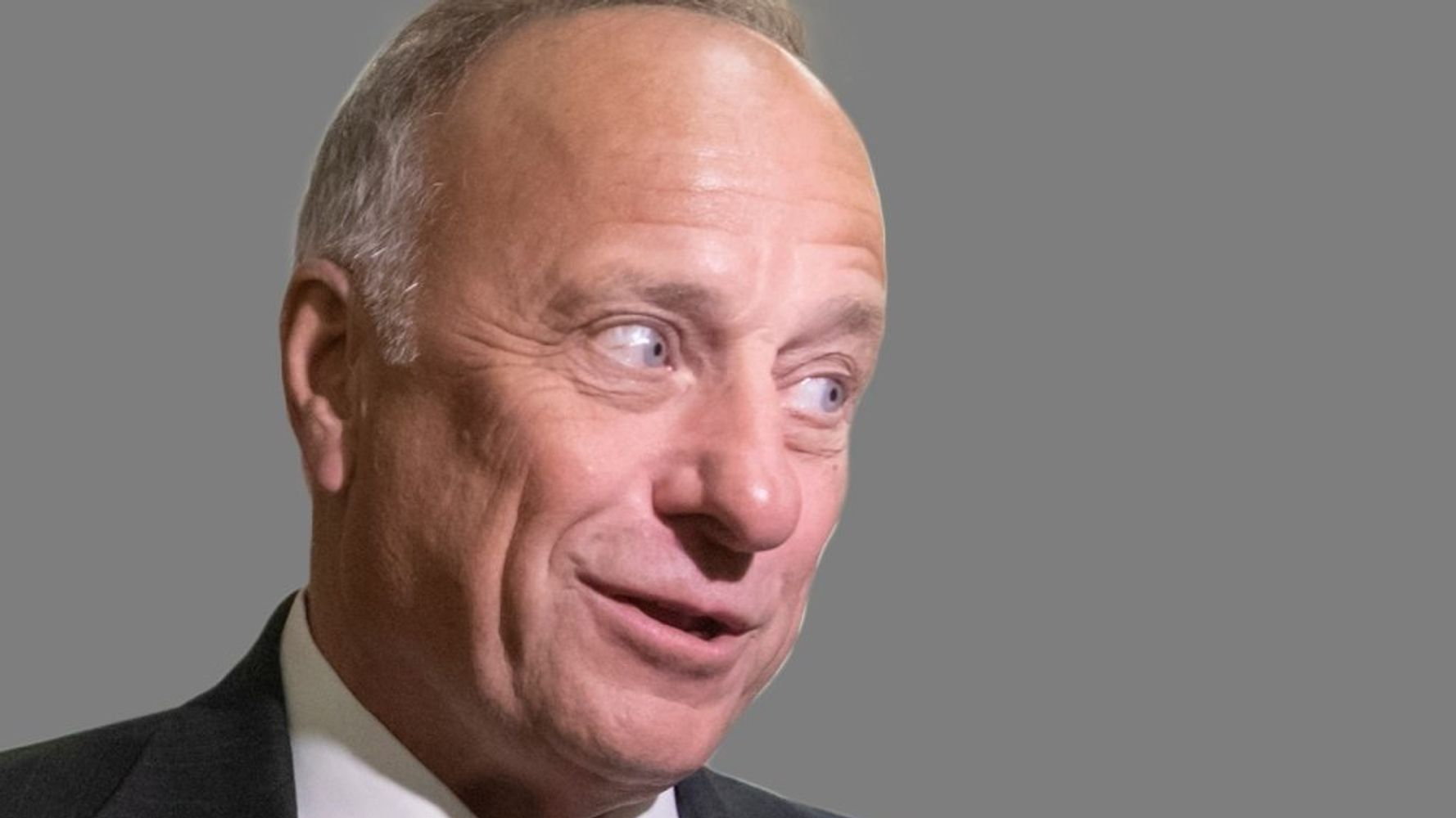 Racist Congressman Steve King 'Honors' MLK With Fake Quote