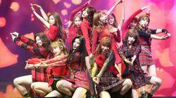 '아이즈원' 팬들이 '세븐틴' 신곡 홍보에 나선 훈훈한