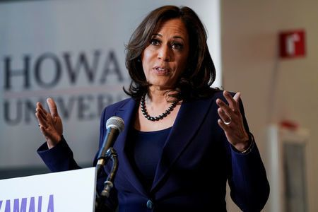 Amid Criticism, Kamala Harris Takes 'Full Responsibility' For Decisions Made As