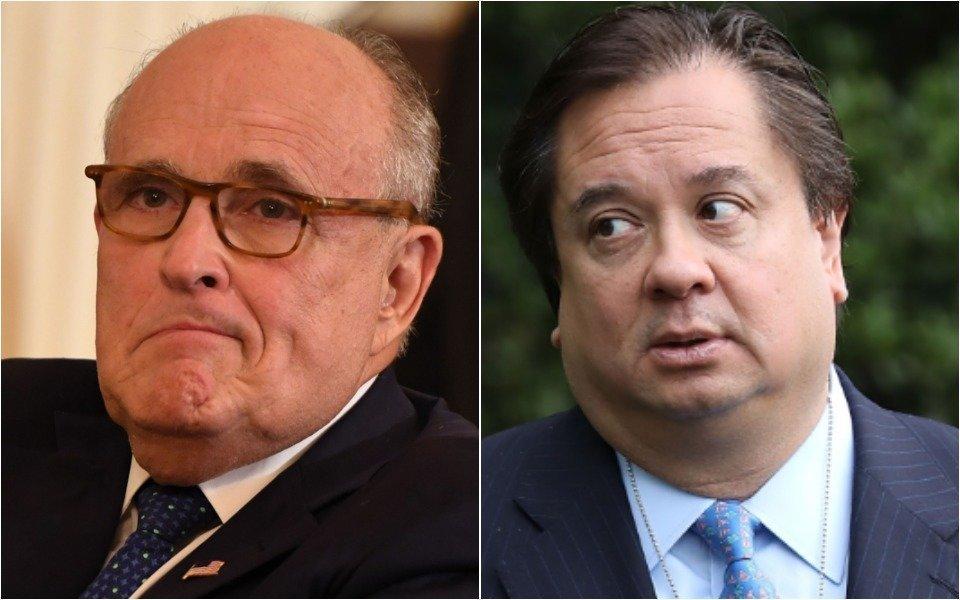 Rudy Giuliani, George Conway
