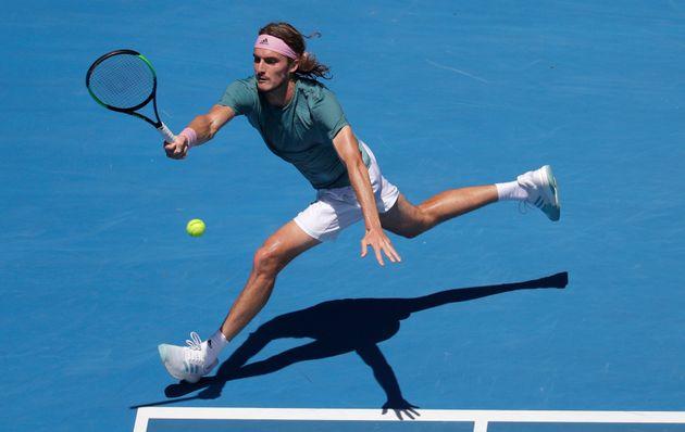 Νίκησε και πάλι ο Τσιτσιπάς- Πάει στoν ημιτελικό του Australian Open