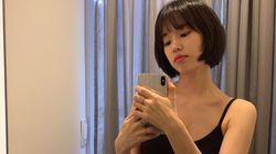 배우 박환희가 섬유근육통 투병 사실을