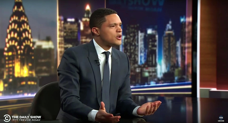 """Trevor Noah, host of """"The Daily Show"""""""