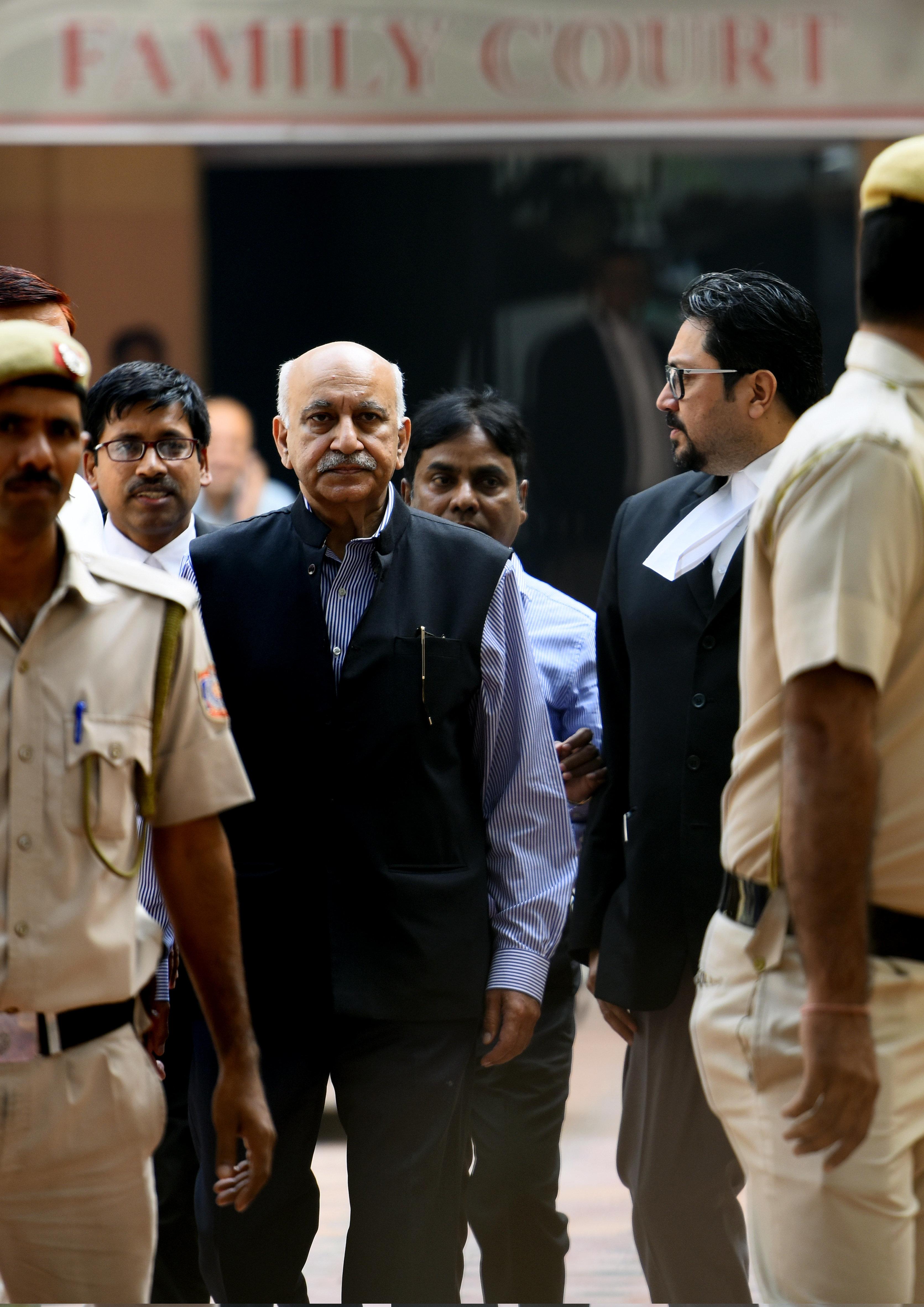MJ Akbar Defamation Case: Court Reserves Order On Summoning Journalist Priya