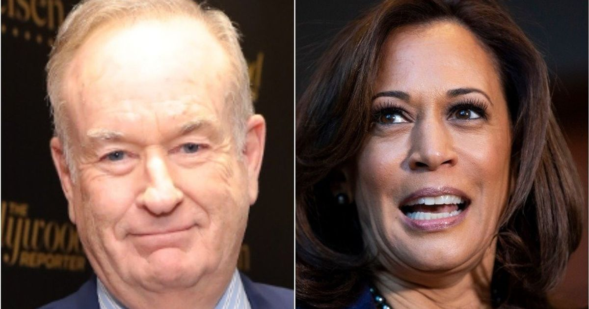 Bill O'Reilly Says Kamala Harris Lost His Vote, And Twitter Users Are Laughing