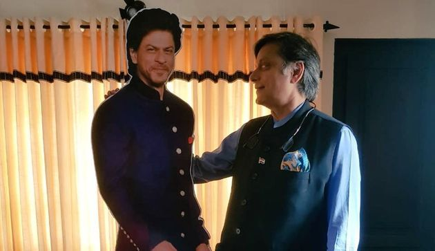 When Shashi Tharoor Found Shah Rukh Khan In His Hotel